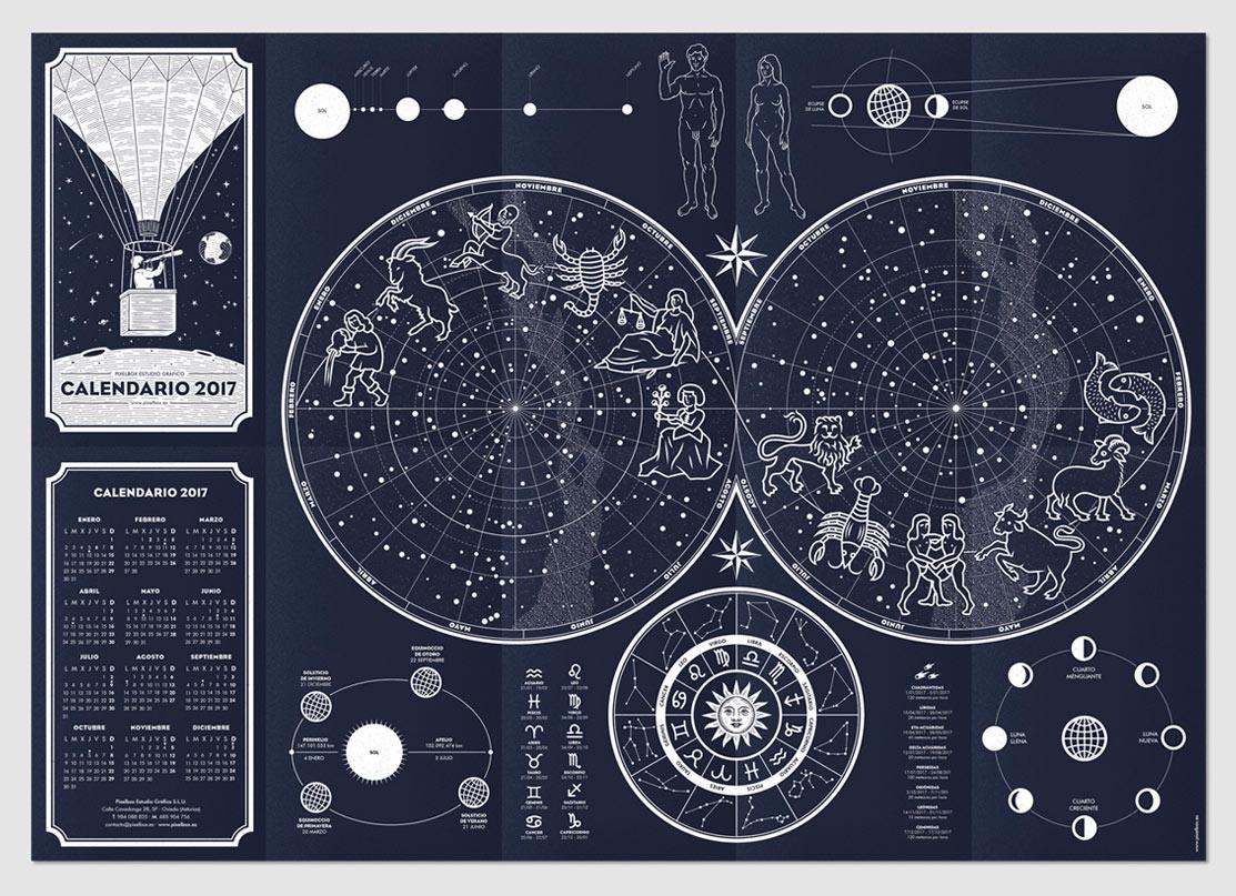 astronomy magazine calendar - 736×536