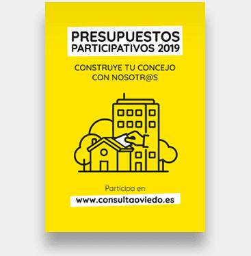 PRESUPUESTOS PARTICIPATIVOS 2019 AYTO. OVIEDO