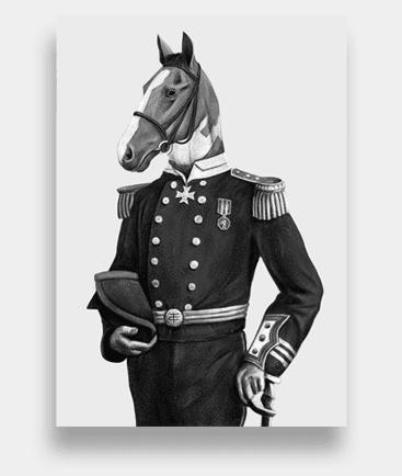 Teniente Caballo